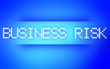 BUSINESS RISK BLUE
