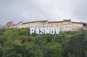 Rasnov, ancient saxon fortress, Transylvania