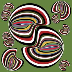 Kaleidoswcope circles