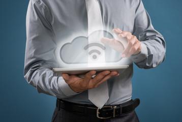 Cloud computing and wifi