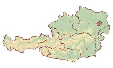 AustriaMap
