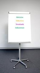 """""""Welcome"""" in nordischen Sprachen"""