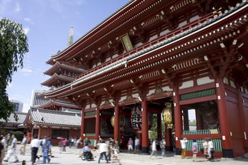 浅草 浅草寺 宝蔵門