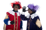 Zwarte Piet is acting funny