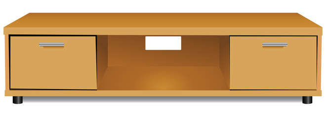 Shelf for TV