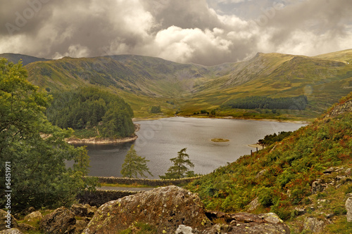 Haweswater in the Lake District