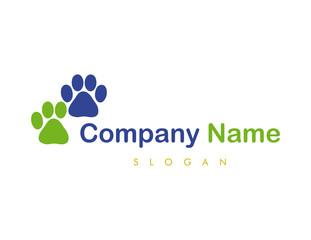 Paws logotype