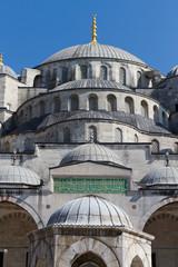 Sultanahmet Blue Mosque in Istanbul