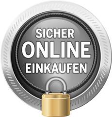 Siegel Button Sicher online einkaufen