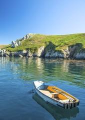 Petit port en Bretagne