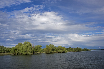 The Danube Delta