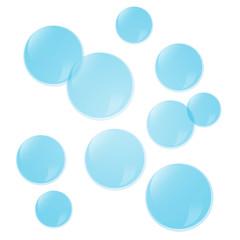 Bolle blu
