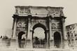 Rome,Italy,Arch of Constantine, Arco di Costantino
