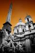 Rome,Italy,Piazza Navona,obelisk