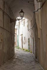 alley of Galatina - Salento