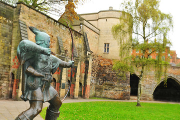 Nottingham Castle, UK