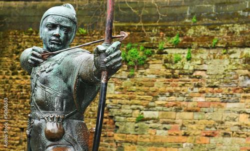 Zdjęcia na płótnie, fototapety, obrazy : Robin Hood