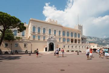 Monaco Prince' Palace