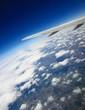 planeta tierra y ala