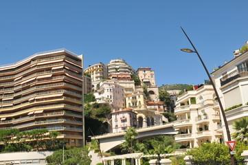 Architecture in Monte Carlo, Monaco