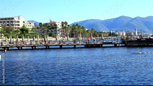 marmaris in turkey
