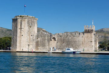 Kamerlengo castle in Trogir