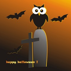 Owl-Halloween