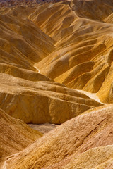 Death Valley National Park California Zabriskie point