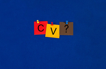 CV - Business Sign