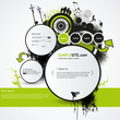 Abstract Urban style Website Template