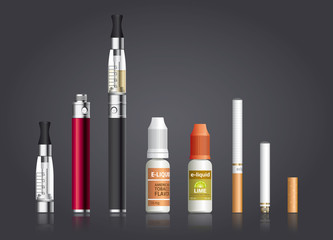 cigarette électronique, e-cigarette, e-liquide