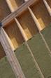 matériau d'isolation - laine de bois