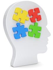 kopf puzzle lösung