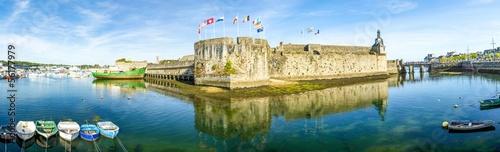 Papiers peints Fortification Concarneau en Bretagne, France