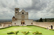 Постер, плакат: Basilica di san Francesco Assisi