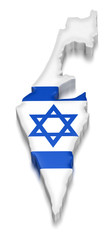 Israel (clipping path included)