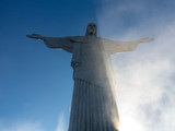 Christ the Redeemer statue in Rio