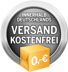 Siegel Versandkostenfrei innerhalb Deutschlands