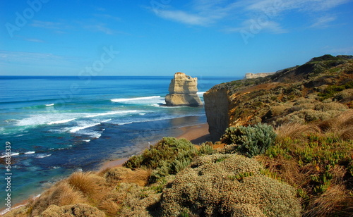 Gibson Steps, Great Ocean Road, Australia.