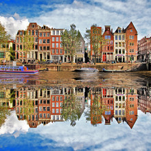 Mooie Amsterdam, Holland