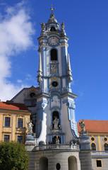 Stiftskirche in Dürnstein (Wachau)