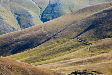 Mountain in abruzzo