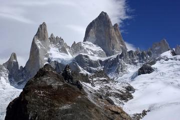 Mont Fitz Roy, Argentine