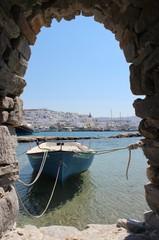 barque Grèce