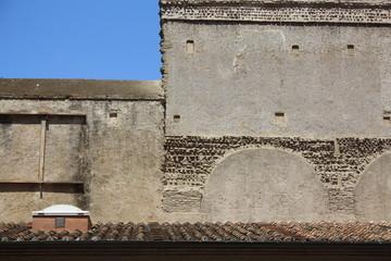 Edificio come sfondo