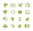 Communication Icons -- Natura Series