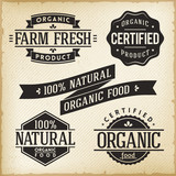 Organic Food Labels