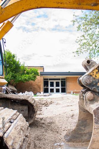 Local School construction