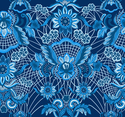 decoration flower pattern