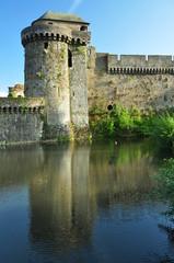 Torre medieval Castillo Fougères